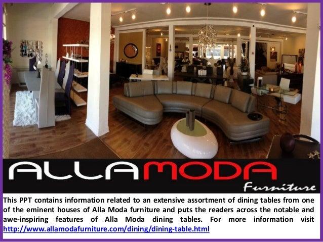 Welcome To Allamoda Furniture; 2.