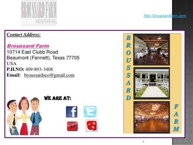 Find The Best Barn Wedding Venue in Southeast Texas