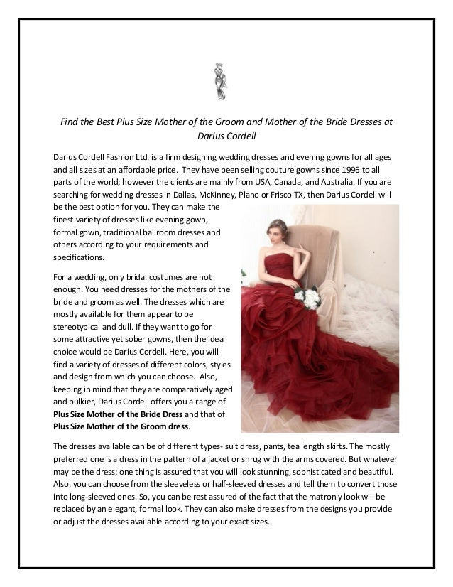 c7df06d0f2e Find the Best Plus Size Mother of the Groom and Mother of the Bride Dresses  at ...