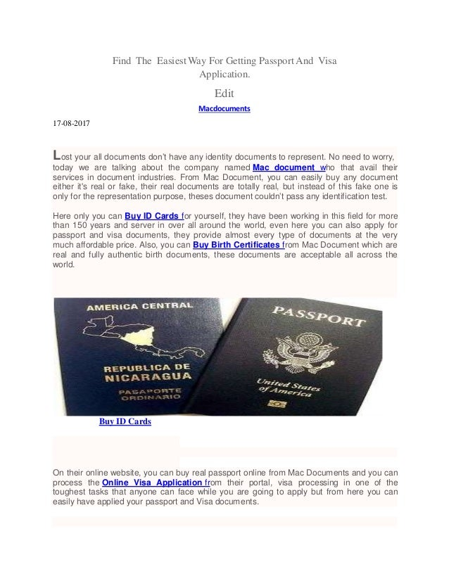 Find the easiest way for getting passport and visa application  (2)
