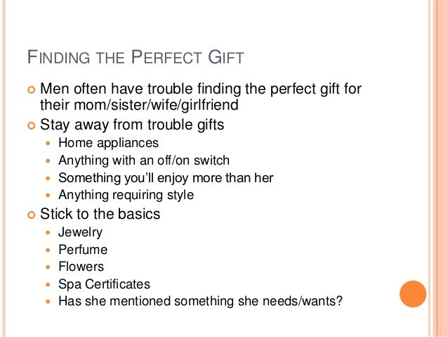 Find the perfect gift for her