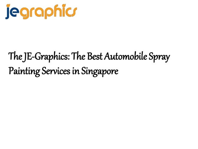 Find the reputed car spray paint company in singapore