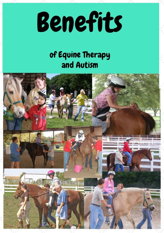 Benefits of Equine Therapy and Autism