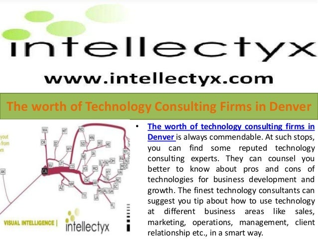 Technology Management Image: Find Top Notch Business Technology Consulting Firms At