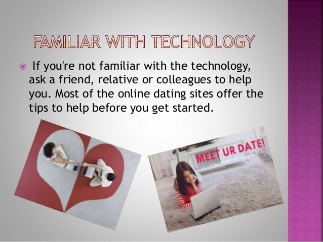 Make online dating successful