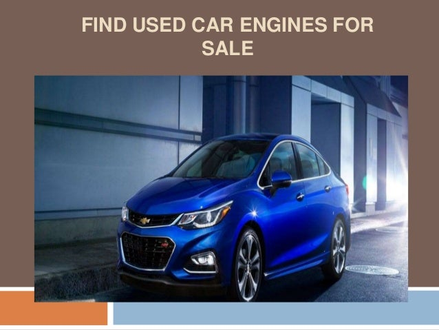 FIND USED CAR ENGINES FOR SALE
