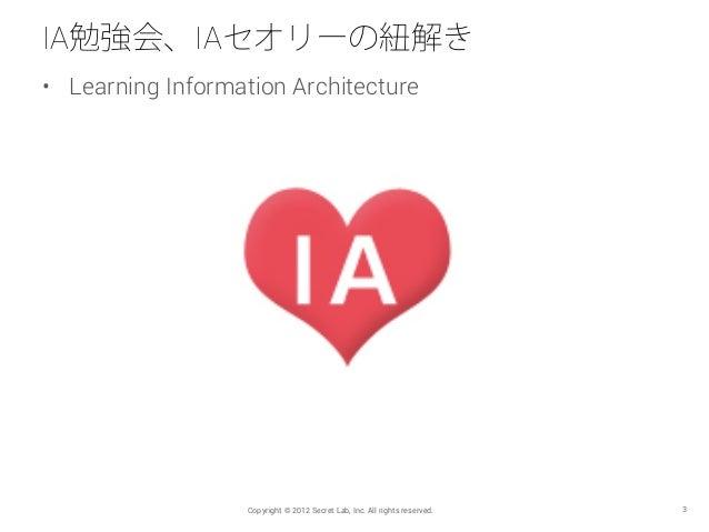 Find Your Ability: IA for a novice Web Creator Slide 3