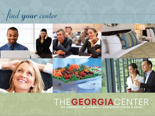 Conference Center Features • 20 Conference Rooms with Smart Podiums • Five Executive Boardrooms • Meeting Space - 30,000 s...