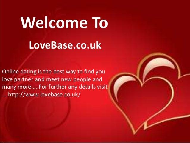 Find partner for dating