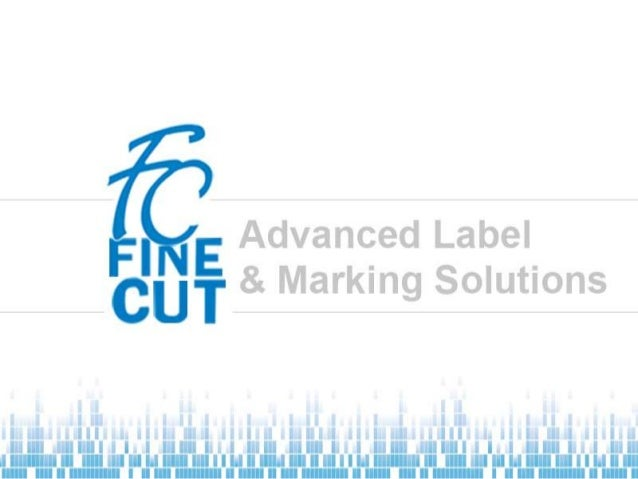 The Brand                          Fine Cut Graphic Imaging Ltd is a multi-service                      manufacturing comp...