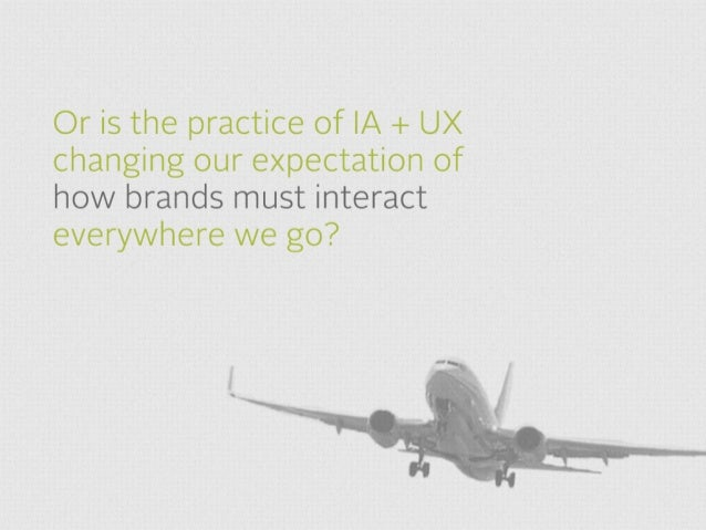 IA & UX: Where Great Design Journeys Begin