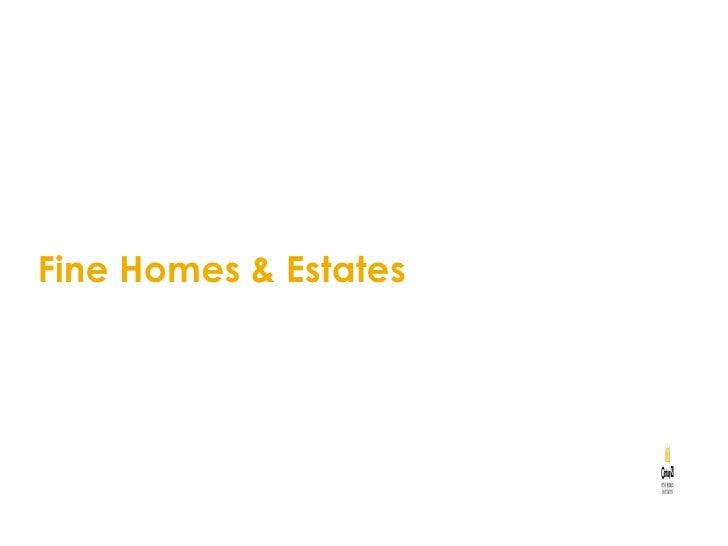 Fine Homes & Estates