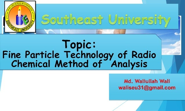 Analytical Methods in Fine Particle Technology   Micromeritics