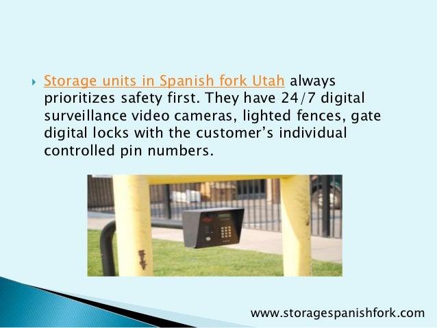sc 1 st  SlideShare & Finest and affordable self storage units in spanish fork utah