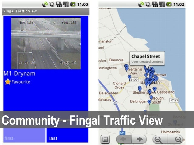 Community - Fingal Traffic View