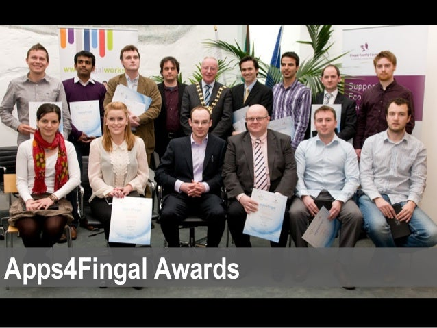 Apps4Fingal Awards