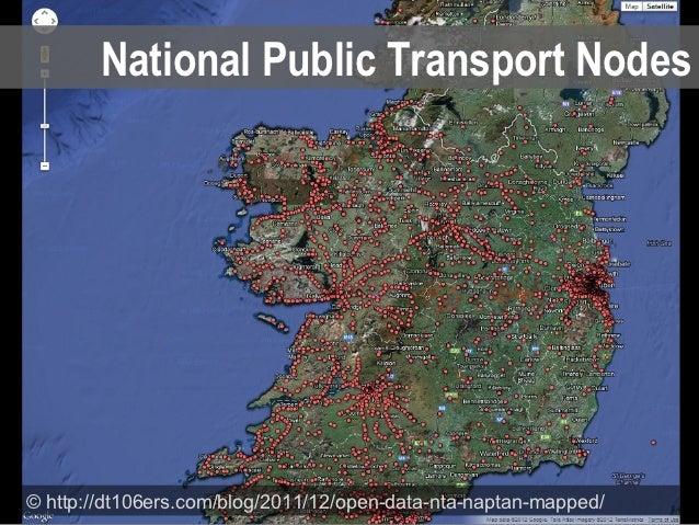 National Public Transport Nodes© http://dt106ers.com/blog/2011/12/open-data-nta-naptan-mapped/