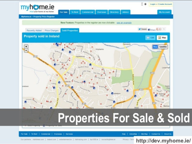 Properties For Sale & Sold               http://dev.myhome.ie/