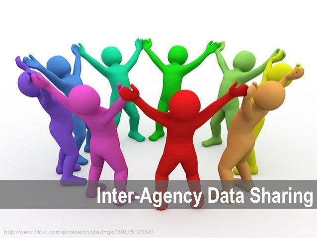 Inter-Agency Data Sharinghttp://www.flickr.com/photos/crystaljingsr/3915512588/