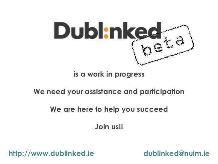 4th / 5th July, 2011 – NDRC, Dublin