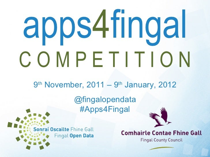 apps4fingal    36 Ideas    entered