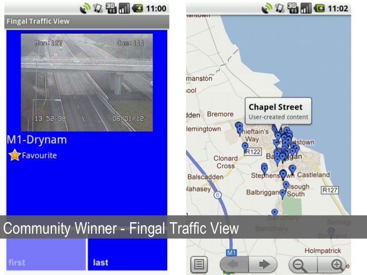Overall & Tourism Winner - Discover Fingal