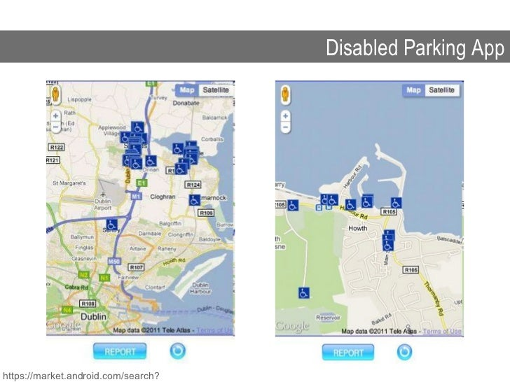 Disabled Parking App https://market.android.com/search?q=dublin+parking&so=1&c=apps