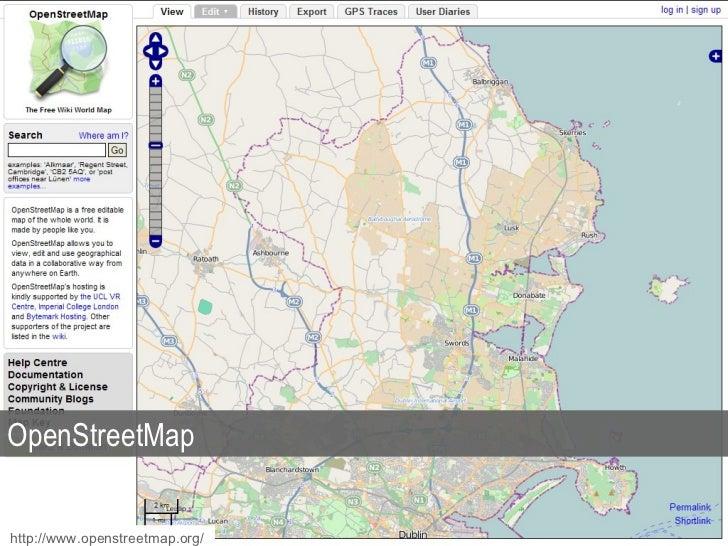 OpenStreetMap   http://www.openstreetmap.org/