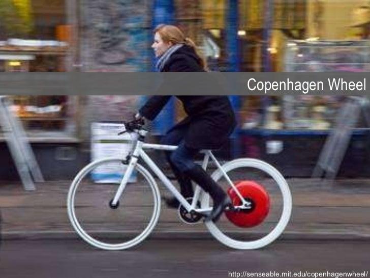 Copenhagen Wheel http://senseable.mit.edu/copenhagenwheel/