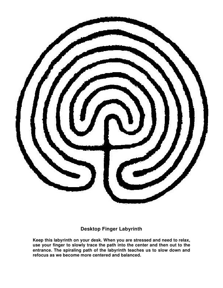 Image result for finger labyrinth