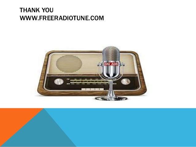 thank you wwwfreeradiotunecom