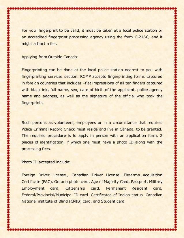 canada record suspension application form