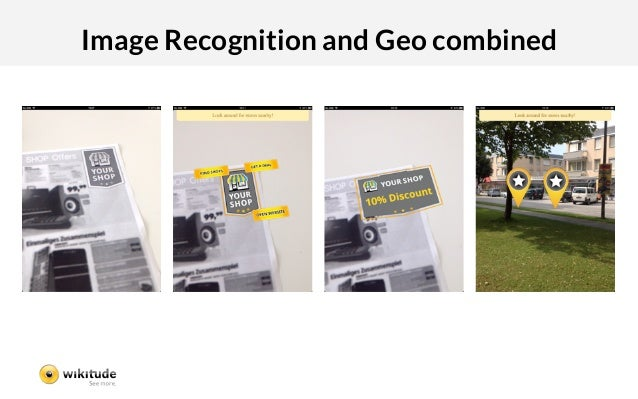 Image Recognition and Geo combined