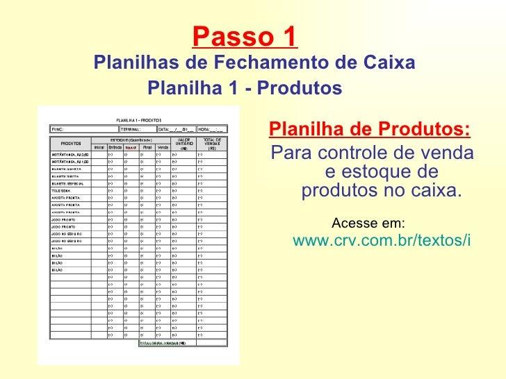 Inicializando o Módulo Financeiro Slide 3