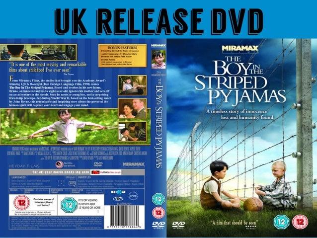 The Boy In the Striped Pyjamas Pajamas WJEC GCSE Film Studies Paper 2…