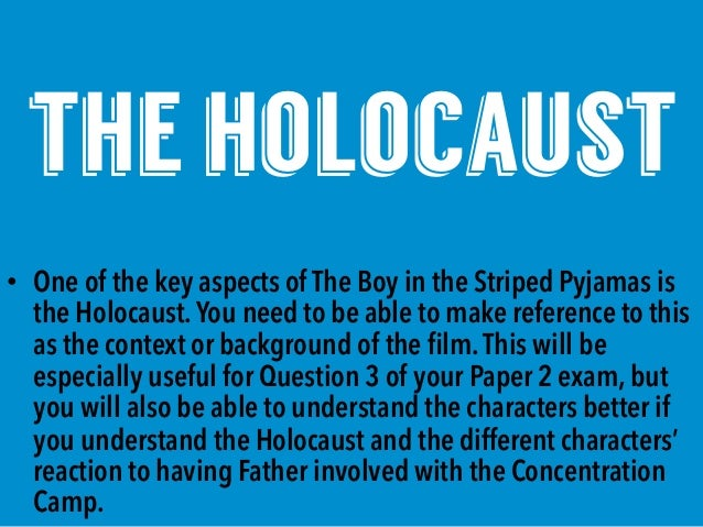 the boy in the striped pyjamas pajamas wjec gcse film studies paper  initial impressions silly young boy popular naive 74