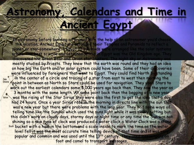 Math Amp Science Of Ancient Greece And Egypt