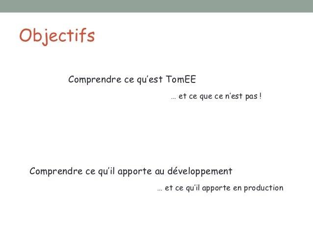 Qui sommes nous ?   Jean-Louis Monteiro       Romain Manni-Bucau   Architecte Java EE        Développeur chez Atos   ...