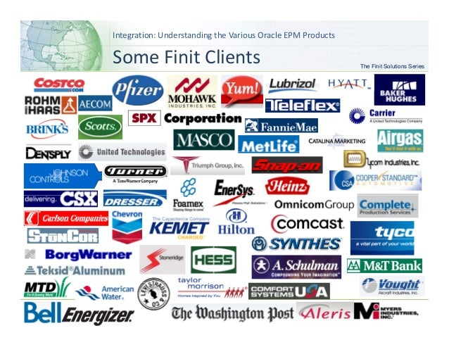 Finit solutions getting the most out of integration