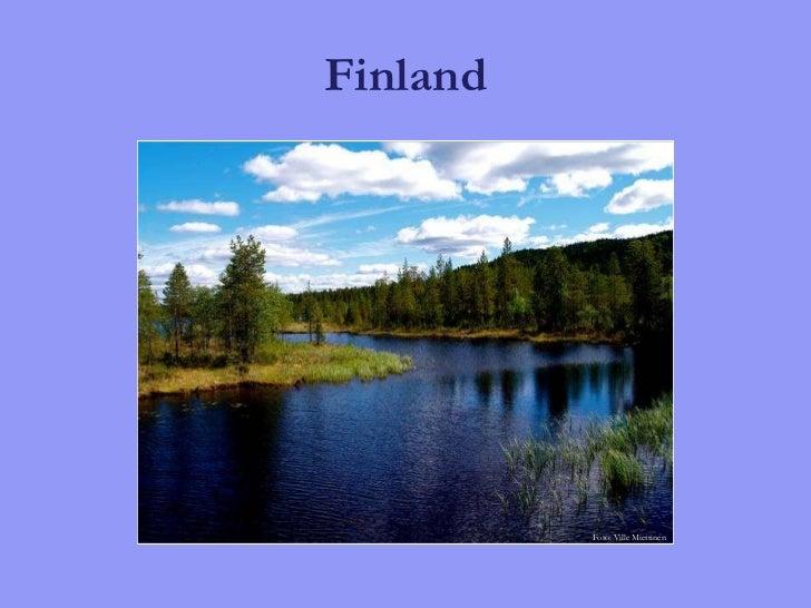 Finland Foto: Ville Miettinen