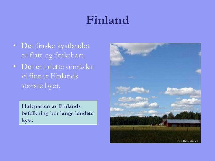 Hva Heter Hovedstaden I Finland