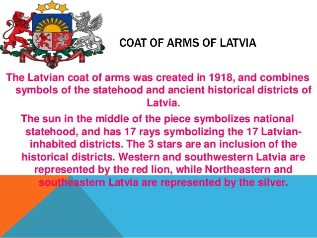 Finlandestonia And Latvia