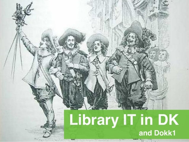 Library IT in DK and Dokk1