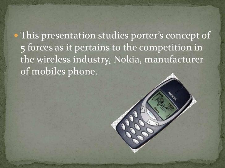 Nokia analysis essays