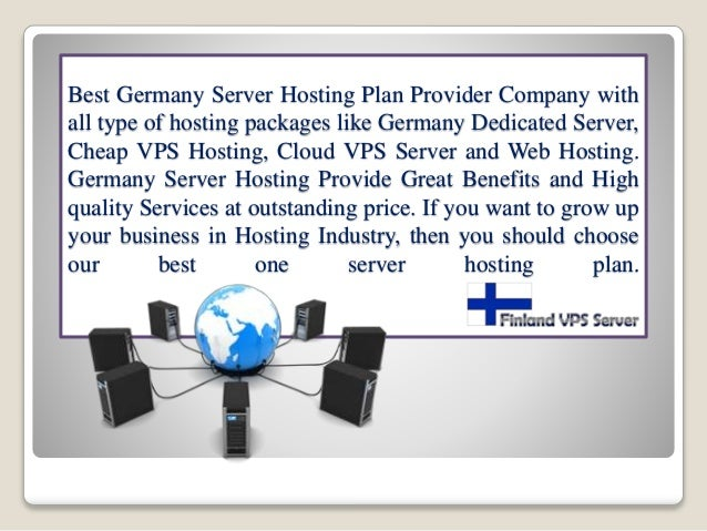 Finland Dedicated Server and Cheap VPS Hosting Plan Provider at Low P…