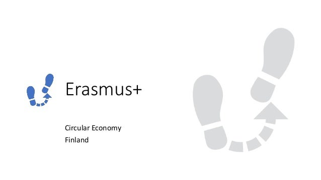 Erasmus+ Circular Economy Finland