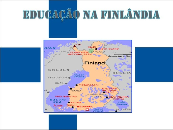 Educação na Finlândia<br />