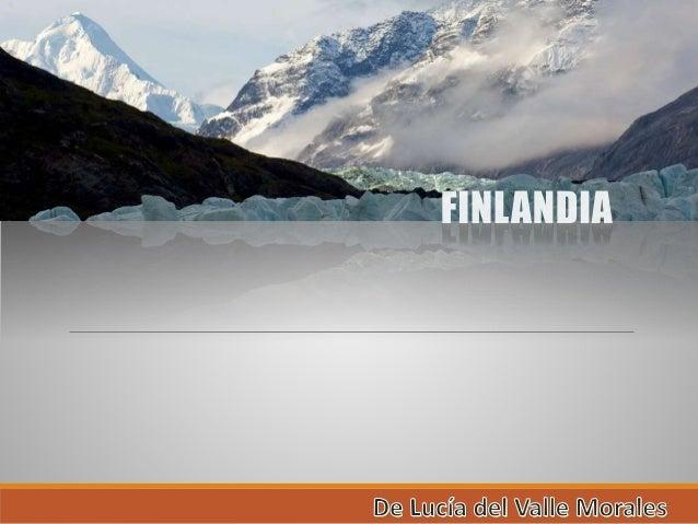 Finlandia también llamada República de Finlandia se encuentra situada en la Europa Septentrional.