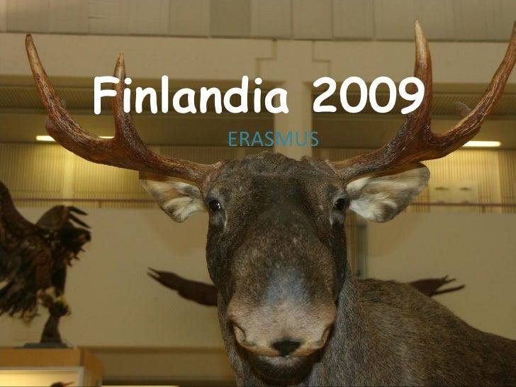 Finlandia 2009 ERASMUS