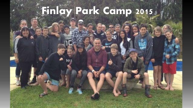 Finlay Park Camp 2015